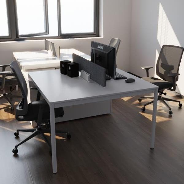 Chiếc bàn làm việc 1m gọn nhẹ nhất cho sự lựa chọn của bạn