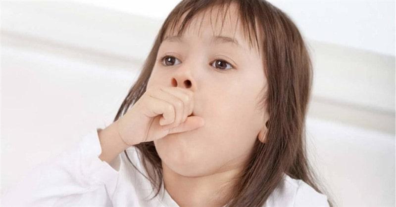 Phát hiện ra phương pháp trị ho mới nhất cho trẻ ho đờm sổ mũi