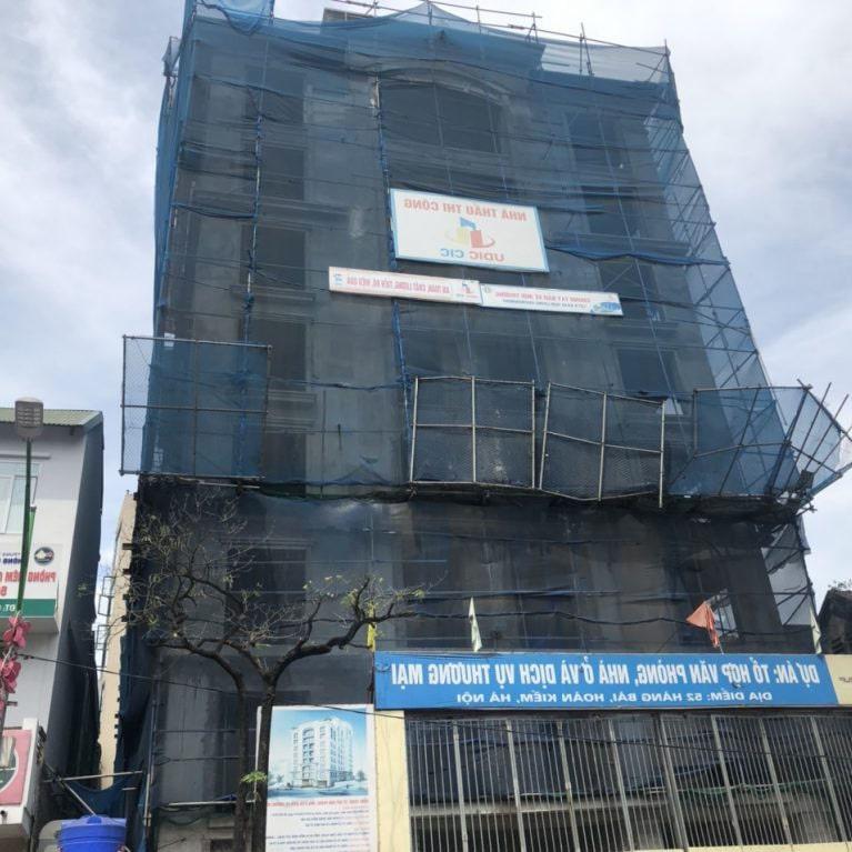 Báo giá chung cư 52 Hàng Bài, quận Hoàn Kiếm