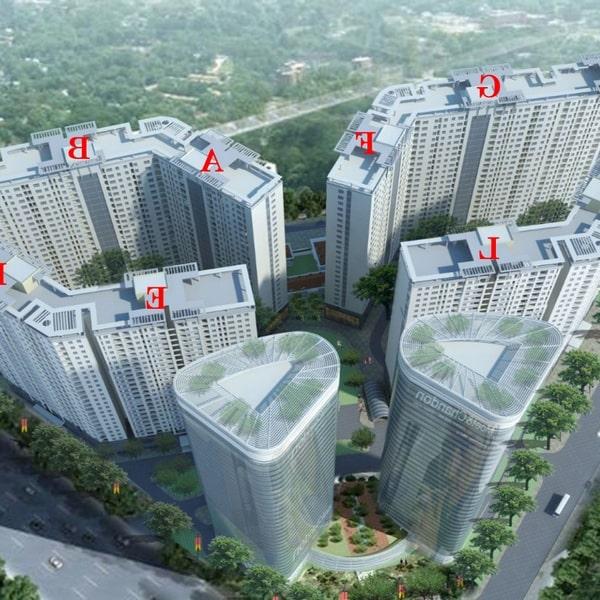 Báo giá Chung cư Xuân Mai Complex - Khu đô thị mới Dương Nội, Hà Đông