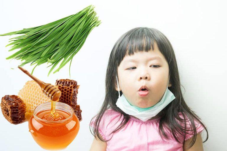 Bí quyết giảm sổ mũi cho trẻ sơ sinh bằng lá hẹ - trihovuongkhi.com